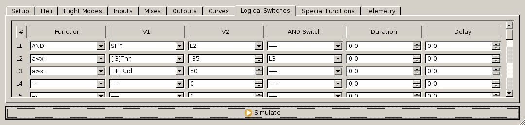 Logical switches in Companion